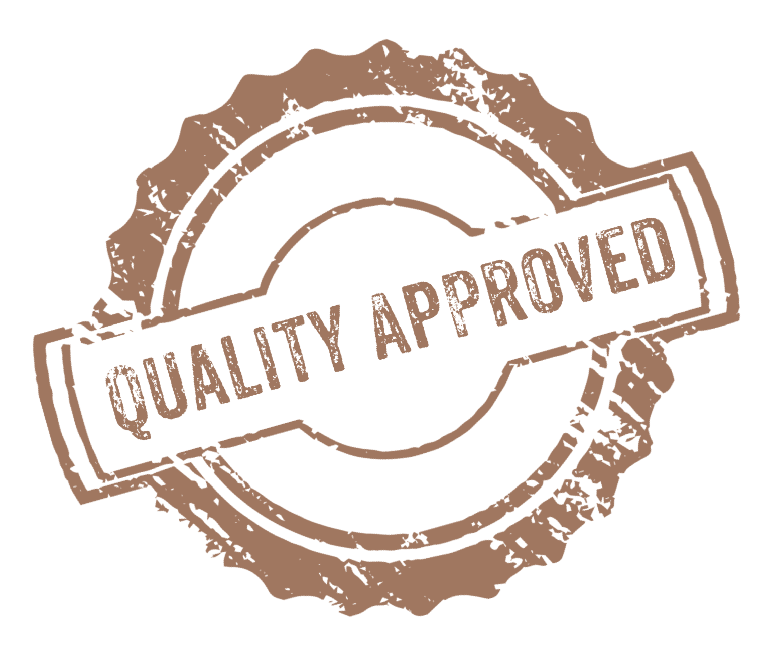 Quality Approved Stempel